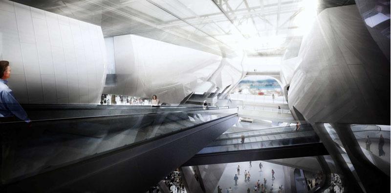 Nueva estación de tren en Vigo (5/6)