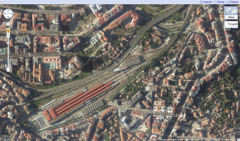 Nueva estación de tren en Vigo (3/6)